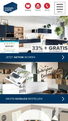 Gutscheine Küchen Quelle » bis zu 10% Rabatt » März 2019